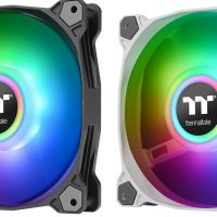 Thermaltake anuncia sus ventiladores Toughfan 12, Pure Duo 12/14 y Pure A12/A14