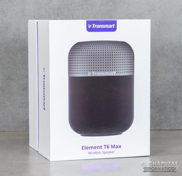 Tronsmart Element T6 Max - Embalaje 1