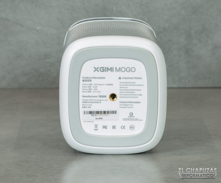 XGIMI MoGo - Base
