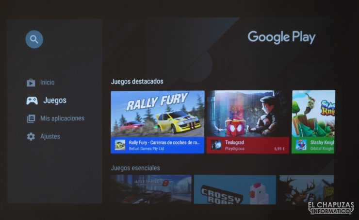 XGIMI MoGo - Android TV 3
