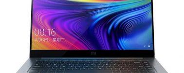 Xiaomi Mi NoteBook Pro 15 (2020): Intel Core de 10ª Gen junto a una Nvidia GeForce MX350