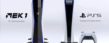 Zotac te invita a buscar las diferencias entre la PlayStation 5 y su Mini-PC Zotac MEK1