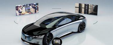 Mercedes-Benz y Nvidia cierran un acuerdo para emplear su plataforma Nvidia DRIVE