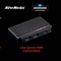 [Sorteo Finalizado] Llévate un pack AVerMedia para tus streamings o conferencias