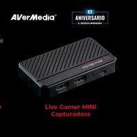 [Sorteo Finalizado] Llévate un pack AVerMedia para tus streamings o conferencias