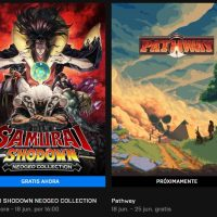 Descarga gratis el ARK: Survival Evolved y Samurai Shodown NeoGeo Collection desde la Epic Games Store