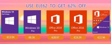 No estaremos bajo una ataque DDoS, pero sí te traemos licencias Windows 10 desde 6,74 euros