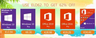 Llévate Windows 10 Pro a un precio imbatible de 6,73€, si lo tienes pirata es por que quieres