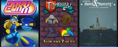 Descarga gratis 20XX, Barony y Superbrothers desde la Epic Games Store