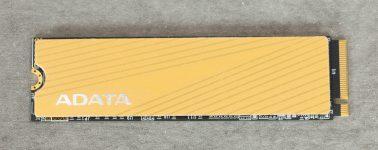 Review: ADATA Falcon (SSD PCIe 3.0 M.2 NVMe)