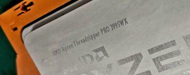 AMD Ryzen Threadripper PRO 3995WX filtrado, ofrecería una configuración de memoria Octa-Channel