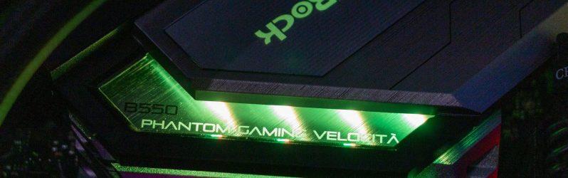 Review: ASRock B550 PG Velocita