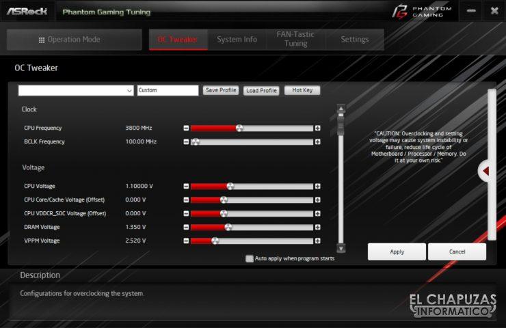 ASRock B550 PG Velocita - Software 5