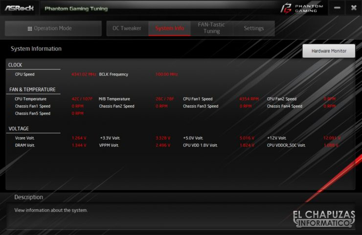 ASRock B550 PG Velocita - Software 6