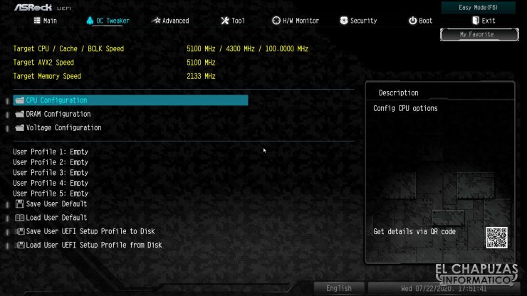 ASRock H470 Steel Legend - BIOS 3