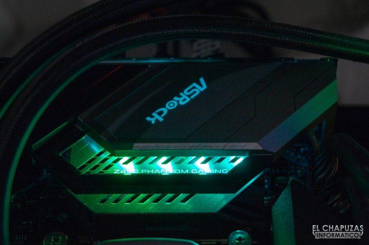 ASRock Z490 PG Velocita - Equipo de pruebas 3