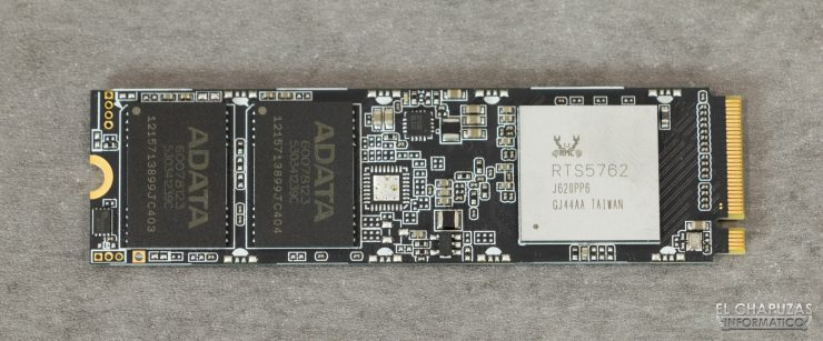 Adata XPG SX8100 - Vista frontal