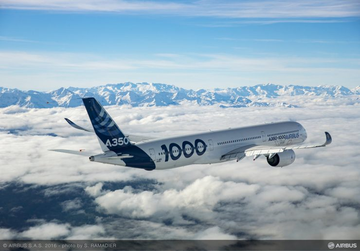 A350-1000 XWB