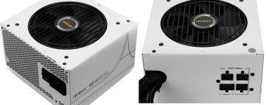 Antec Earthwatts Gold PRO White: Fuente 80 Plus Gold de diseño semi-modular y 7 años de garantía