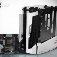 Antec anuncia el lanzamiento de su chasis Mini-ITX Striker ASRock Phantom Gaming Edition