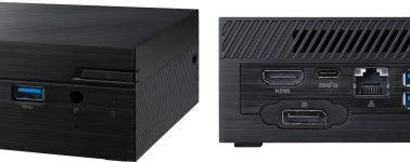 El Mini-PC Asus PN50 llega a un precio de 329€ (Ryzen 3 4300U) y 439€ (Ryzen 5 4500U)