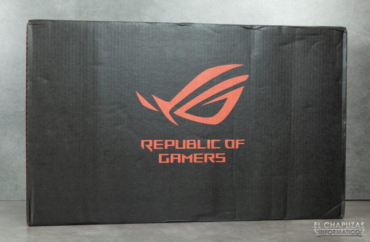 Asus ROG Zephyrus S GX701L - Embalaje 1