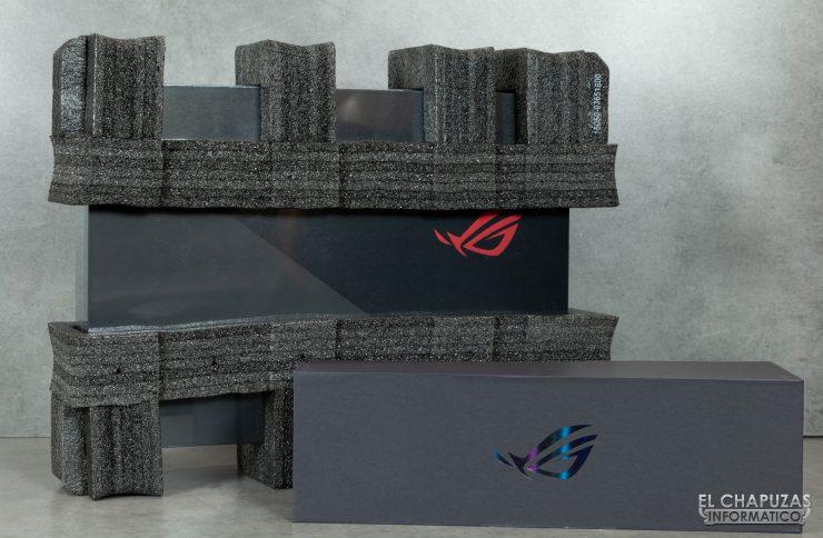 Asus ROG Zephyrus S GX701L - Embalaje 2