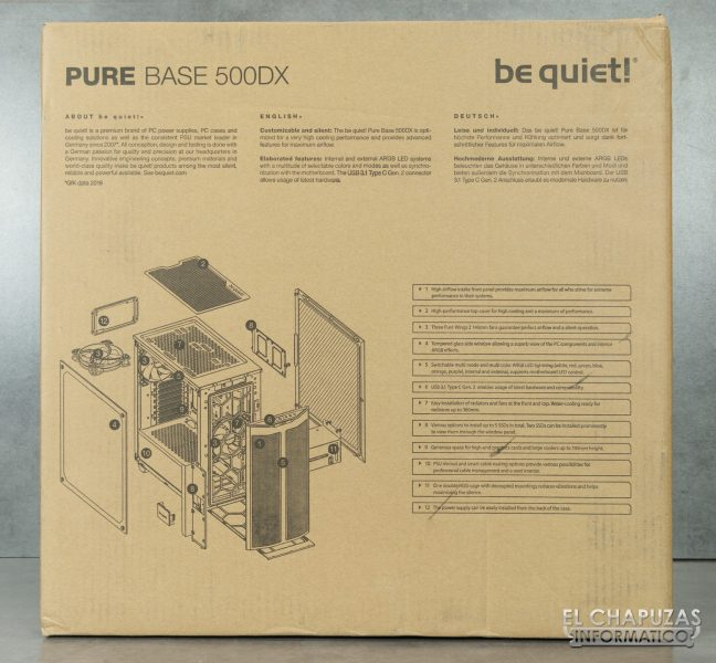 Be Quiet Pure Base 500DX 01 1 648x600 3