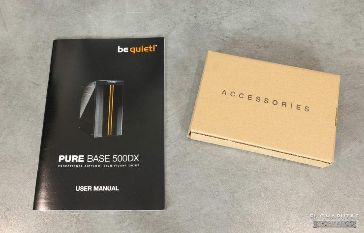 Be Quiet! Pure Base 500DX - Accesorios 2