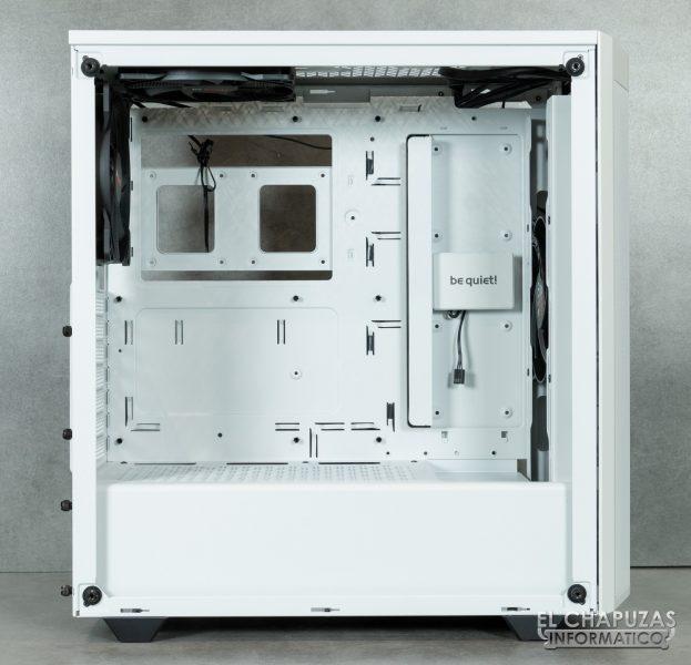 Be Quiet! Pure Base 500DX - Interior