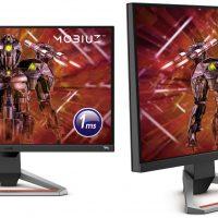 BenQ MOBIUZ EX2710 y EX2510: Monitores gaming Full HD @ 144 Hz