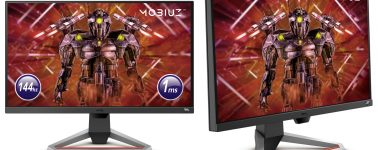 BenQ MOBIUZ EX2710 y EX2510: Monitores gaming Full HD @ 144 Hz