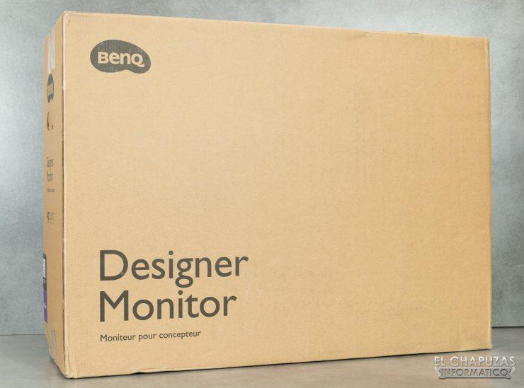 BenQ PD2705Q - Embalaje 1