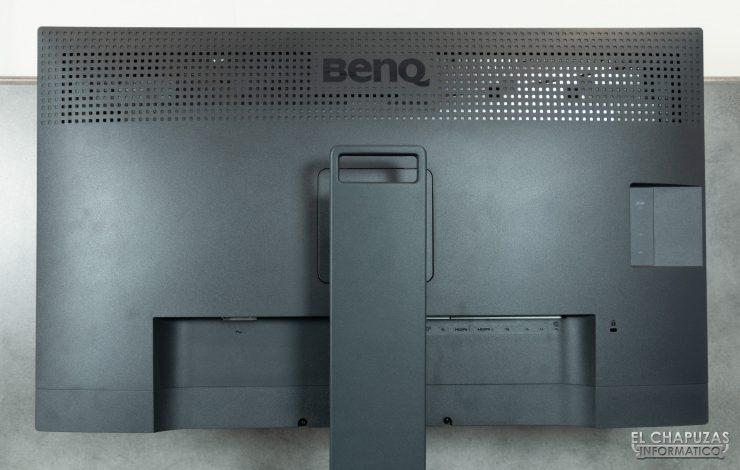 BenQ SW321C - Vista posterior