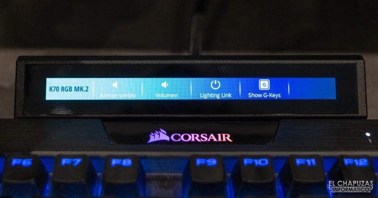 Corsair iCUE Nexus - Pruebas 1