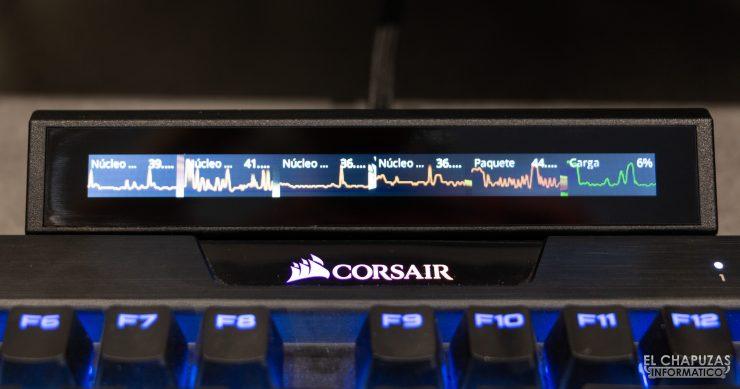 Corsair iCUE Nexus - Pruebas 7