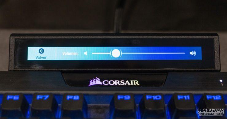 Corsair iCUE Nexus - Pruebas 8