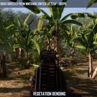 Así luce el Crysis Remastered en su versión para Nintendo Switch