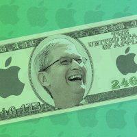 Apple rompe un récord, la primera compañía que pierde 180.000 millones de dólares en un día