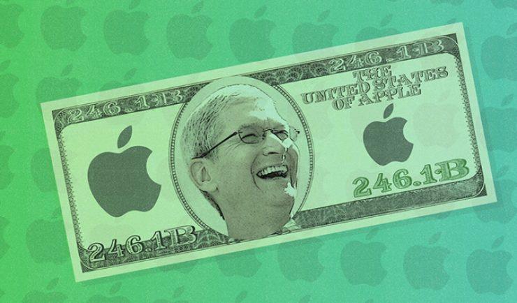 Dinero apple 740x434 0