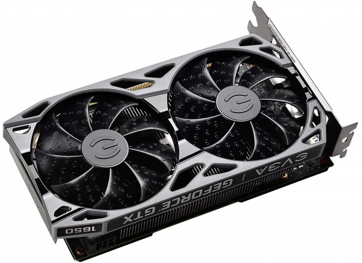 EVGA GeForce GTX 1650 KO ULTRA GDDR6