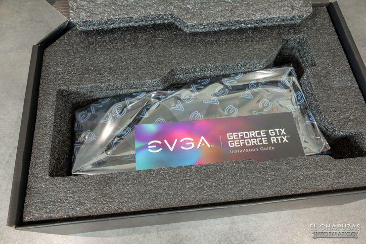 EVGA GeForce RTX 2070 SUPER KO - Embalaje interior