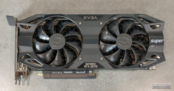 EVGA GeForce RTX 2070 SUPER KO - Disipador iCX 2
