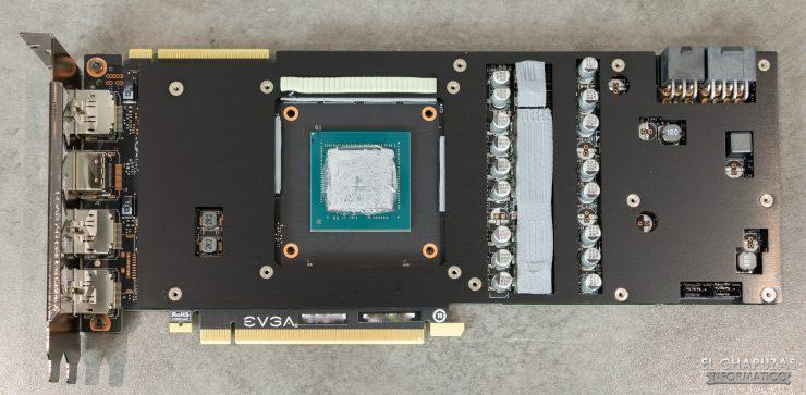 EVGA GeForce RTX 2070 SUPER KO - Frontplate
