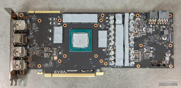 EVGA GeForce RTX 2070 SUPER KO - PADs térmicos