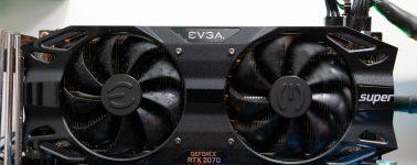 Review: EVGA GeForce RTX 2070 SUPER KO