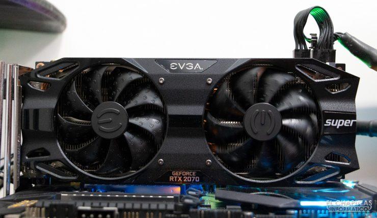 EVGA GeForce RTX 2070 SUPER KO - Equipo de pruebas 3