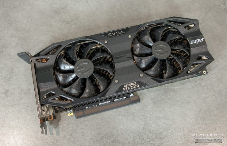 EVGA GeForce RTX 2070 SUPER KO