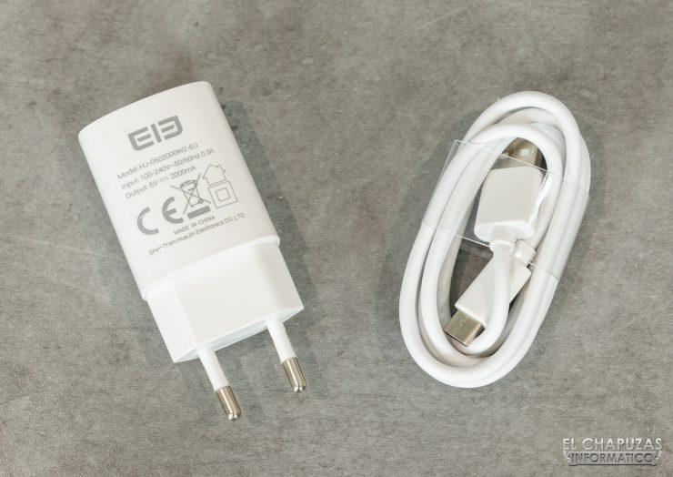 Elephone E10 Pro - Transformador