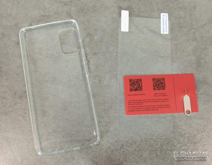 Elephone E10 Pro - Accesorios
